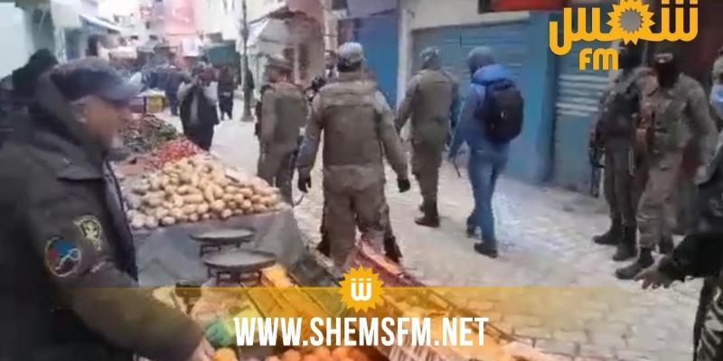 بعد تسجيل إصابة ثانية بكورونا: بلدية باجة تقرر غلق سوق باب الزنايز لتعقيمه