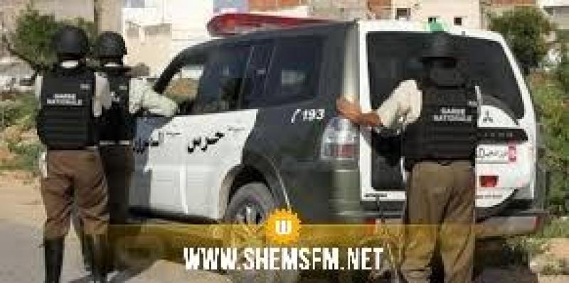 توزر: سائق سيارة يدهس عون حرس ويلوذ بالفرار