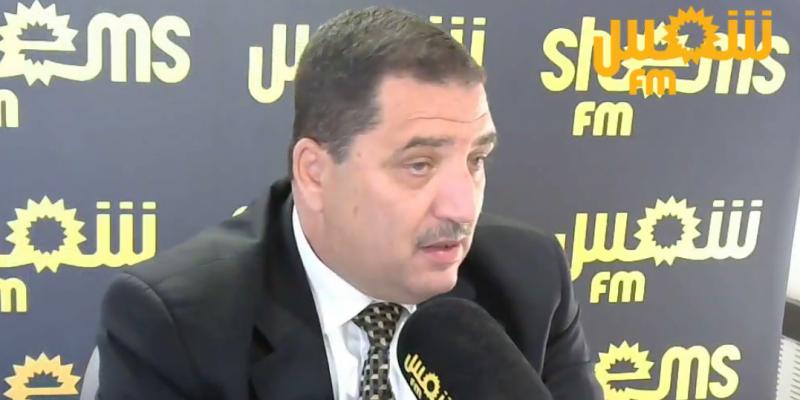 المنكبي: 'نعمل على تأمين أجور عمال الخطوط التونسية لشهر أفريل'