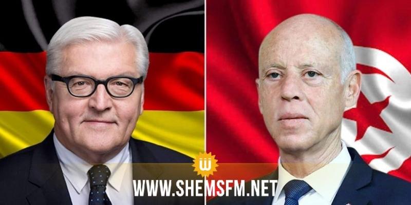 كورونا: رئيس الدولة ونظيره الألماني يؤكدان ضرورة إيجاد حل تستفيد منه كل الشعوب دون تفرقة أو تمييز