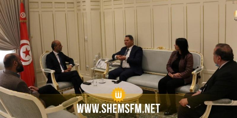 وزير التربية يلتقي ممثلين عن نقابة الصحفيين