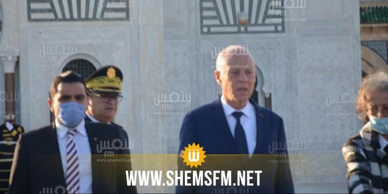 رئيس الجمهورية: 'هناك تنسيق مع دول وشركات طيران لإجلاء التونسيين العالقين بالخارج'