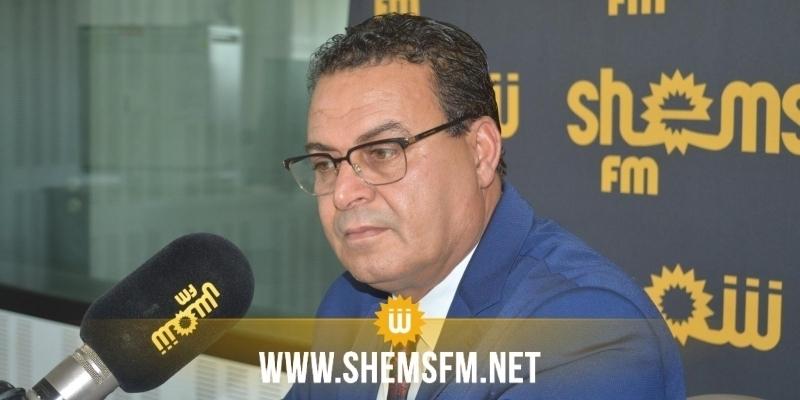 خالد الكريشي: زهير المغزاوي يتعرض لتهديدات إرهابية جدية