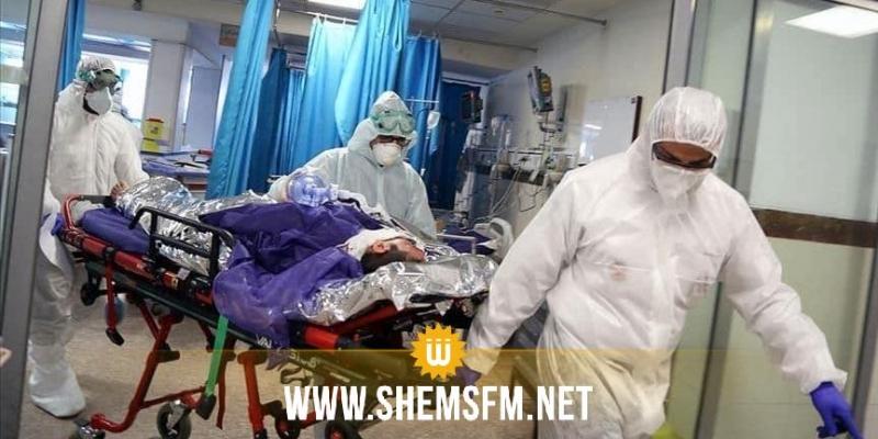 بينها 5 إصابات حرجة: تسجيل 38 إصابة بكورونا في المرسى