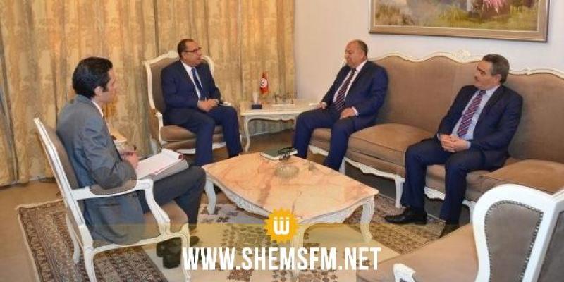 وزير الداخلية يدعو الولاة والمعتمدين والعمد إلى حسن التفاعل مع مشاغل المواطنين
