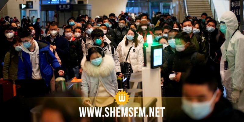 مدينة ووهان الصينية تنهي الحجر الصحي وتسمح بمغادرتها