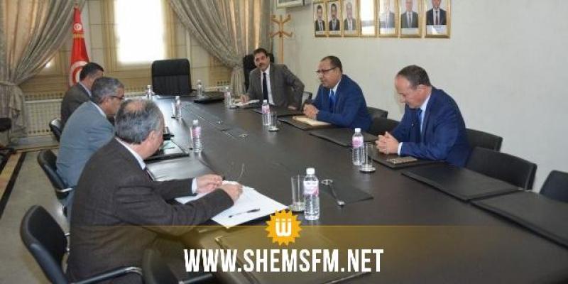 ''وضعية الأجانب المقيمين بتونس وخاصة الجاليات الإفريقية'': محور جلسة عمل بوزارة الداخلية