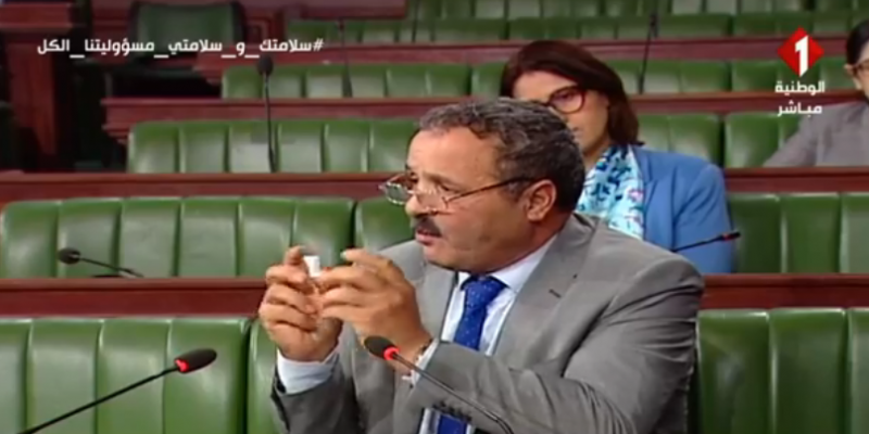 البرلمان: عبد اللطيف المكي يقدّم آخر المستجدّات المتعلّقة بتطوّر الوضع الوبائي