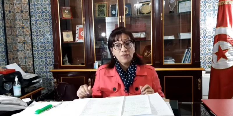 Raja Trabelsi :« le respect du confinement sanitaire général à La Manouba est insatisfaisant»