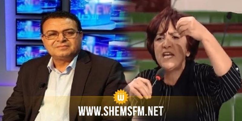 اثر تعرضهما لتهديدات ارهابية: البرلمان يدعو لفتح تحقيق وتوفير الحماية لزهير المغزاوي وسامية عبو