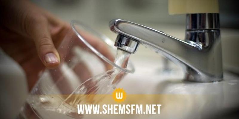 Hausse des tarifs de consommation de l'eau potable