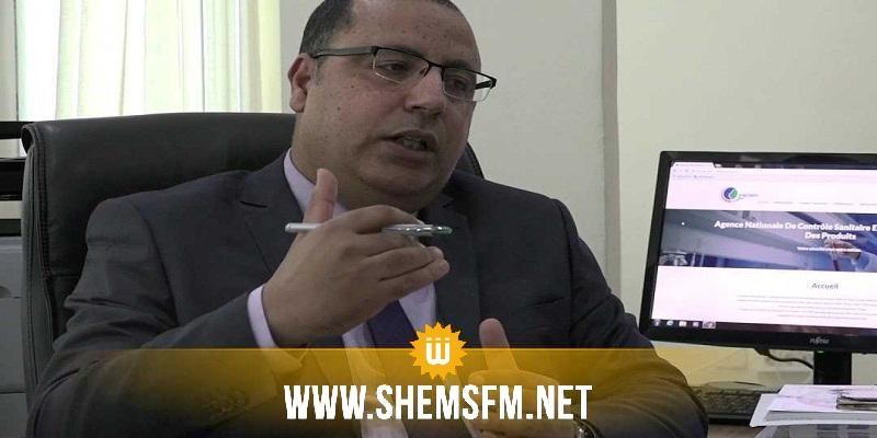 وزير الداخلية: 'خطايا مخالفي الحجر الصحي ستتضاعف في حالة العود'