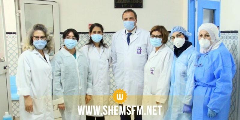 الدكتورة إلهام بوطيبة :مبدئياً  فيروس كورونا الموجود في تونس شبيه بالفيروس الموجود في الولايات المتحدة الامريكية