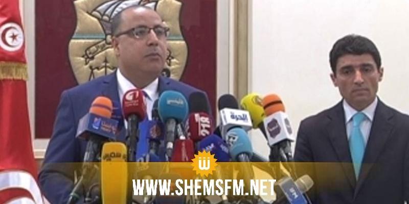 المشيشي: 'ماضون في توجيه تهمة القتل عن غير قصد لكل مصاب بكورونا يتعمد خرق الحجر الصحي'