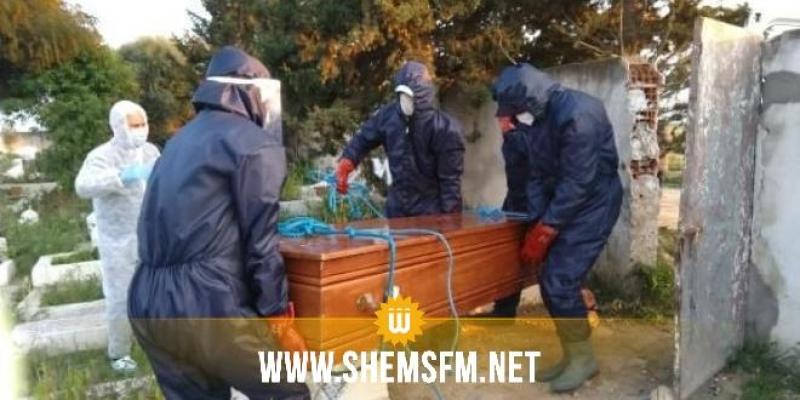 وزير الداخلية: 'سنتصدى لكل من يحتج على دفن متوفي بالكورونا بقوة القانون'