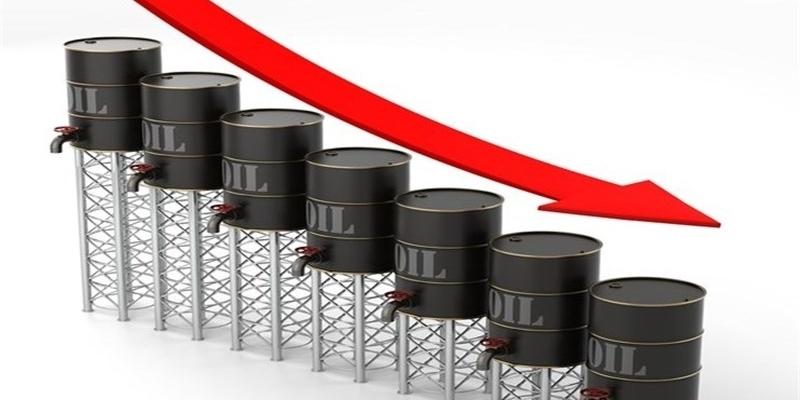 أسعار النفط الخام الأميركي تنحدر إلى ما دون الصفر