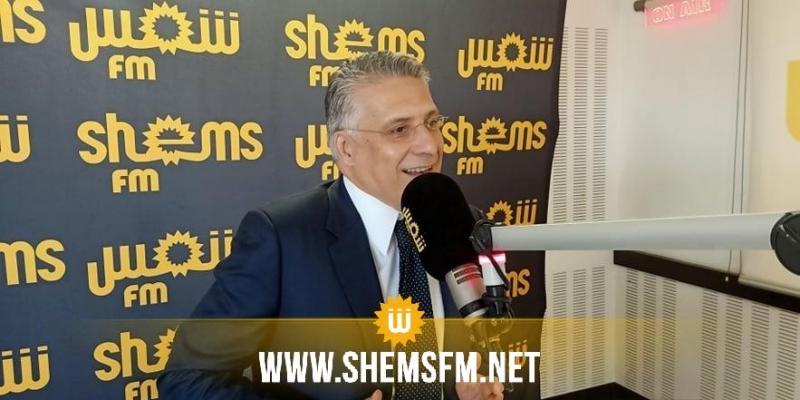 نبيل القروي:''حركة النهضة ما ثمش قطوس يصطاد لربي ونحن من أسقطنا حكومة الجملي''