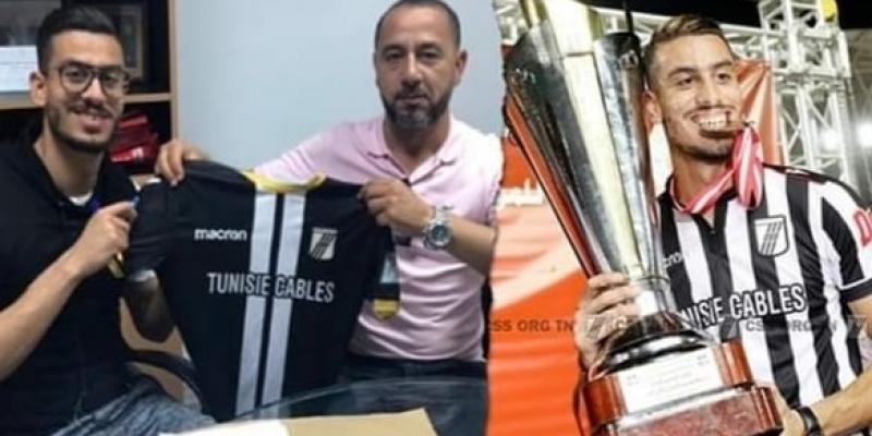 الحارس صبري بن حسن يجدد عقده مع النادي الصفاقسي