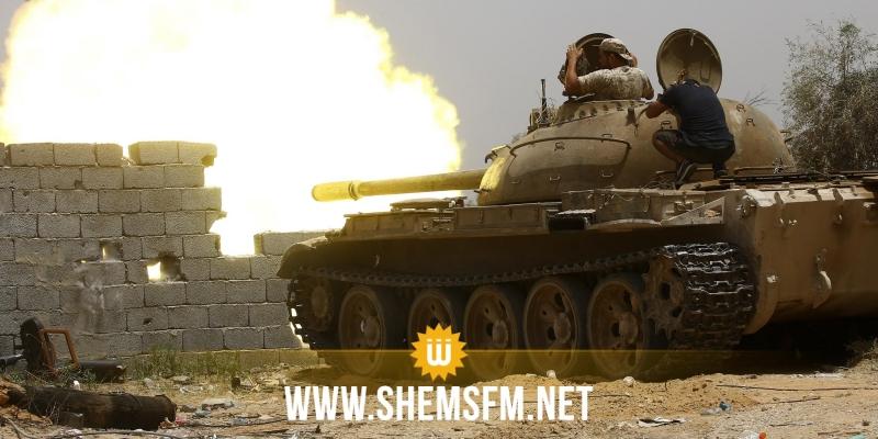 حكومة طرابلس تنتزع السيطرة على مزيد من مناطق العاصمة