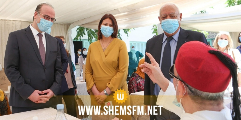 رئيس الحكومة يزور مركز المسنين بسوسة