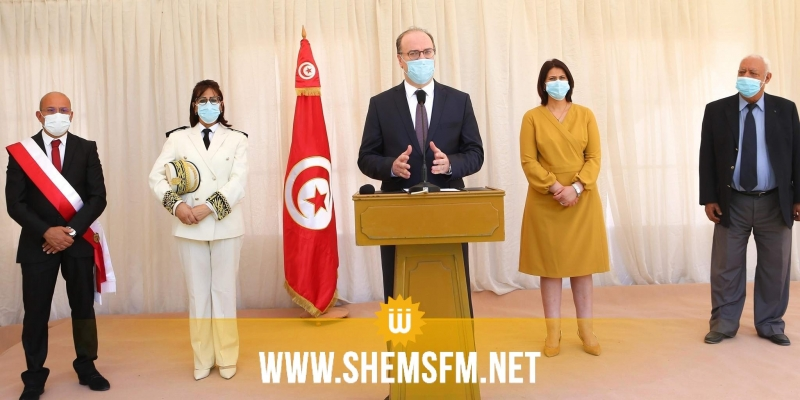 الفخفاخ: 'تحكمنا في الوباء بصفة كبيرة بإمكانياتنا وسنتدارك الموسم السياحي'
