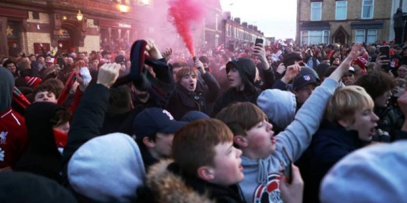 مباراة ليفربول واتلتيكو مدريد تتسبب في وفاة 41 شخصا بكورونا