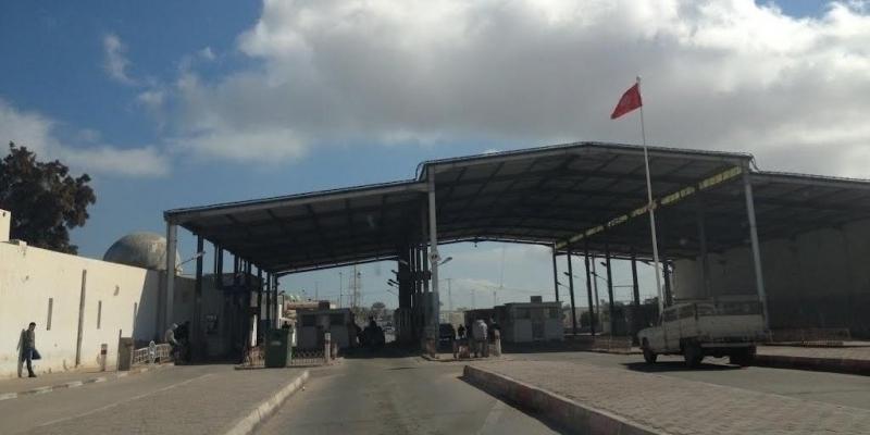 بن قردان: فتح معبر رأس الجدير استثنائيا لعودة ليبيين إلى بلدهم