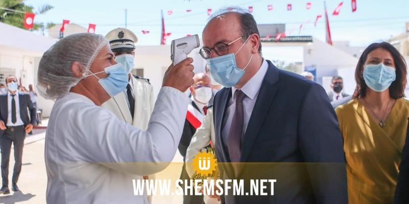 إلياس الفخفاخ: 'تونس لم تُسجل إصابات أو حالات وفاة بدور المُسنين'