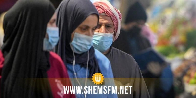 مصر تسجل أكبر ارتفاع للوفيات اليومية بكورونا