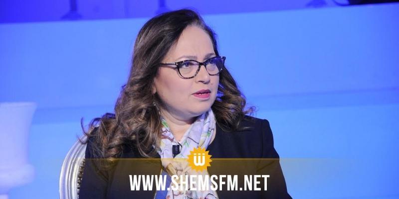 نصاف بن علية تُثمن 'جهود العاملين في وسائل الإعلام في معاضدة نشاطات أعوان الصحة لمجابهة كورونا'