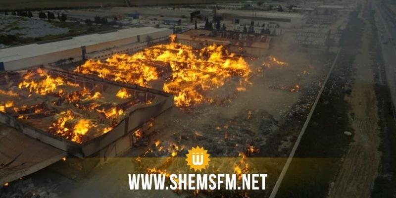 الناطق الرسمي باسم الحماية المدنية: تسجيل استقرار في عدد الحرائق
