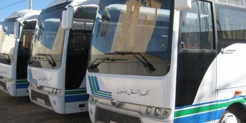 مدنين : الشركة الجهوية للنقل بمدنين تخصص حافلات لنقل الطلبة