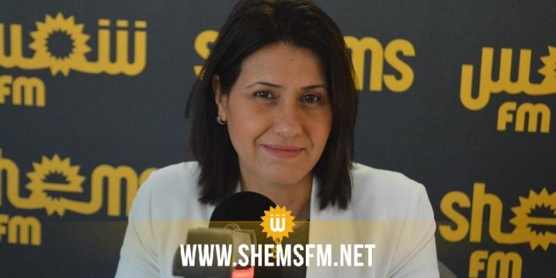 وزيرة المرأة أسماء السحيري ضيفة هنا شمس