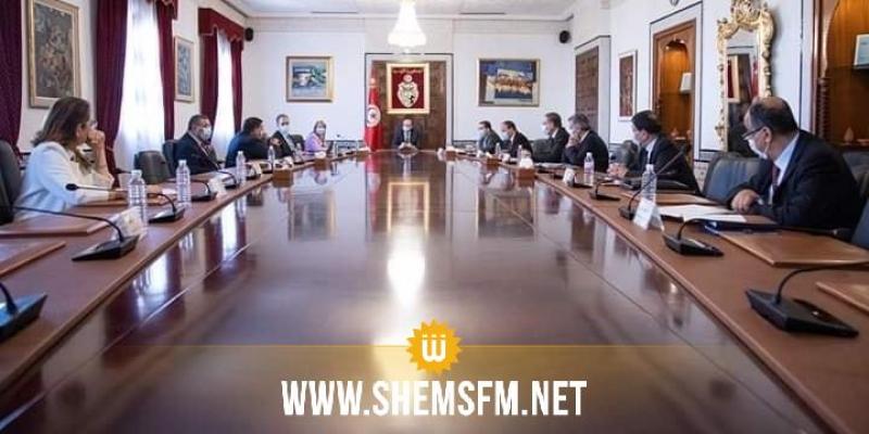 جلسة عمل وزارية حول برامج التمكين الاجتماعي والاقتصادي للفترة القادمة