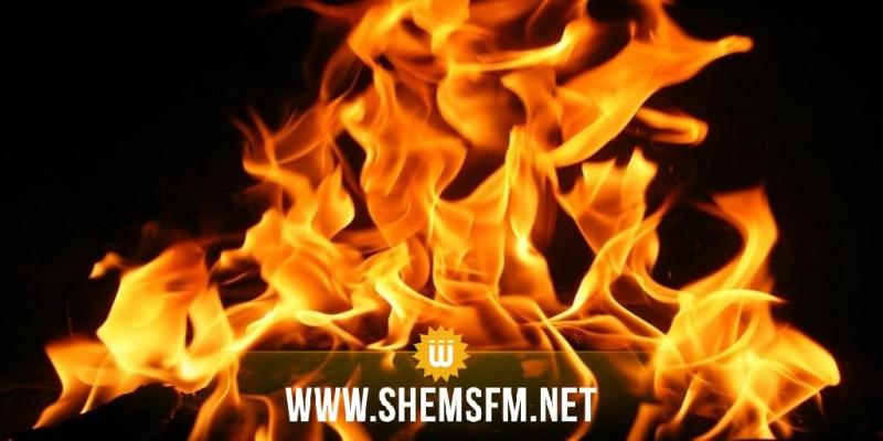 سيدي بوزيد: السيطرة على حريق بجبل  الخشم