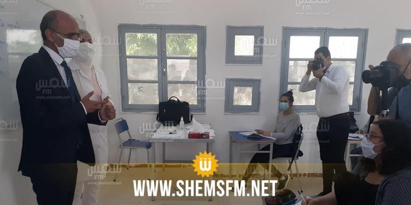 الحامدي: 'وزارة التربية ستتدخل لحل مشكل تنقل تلاميذ البكالوريا وأساتذة'