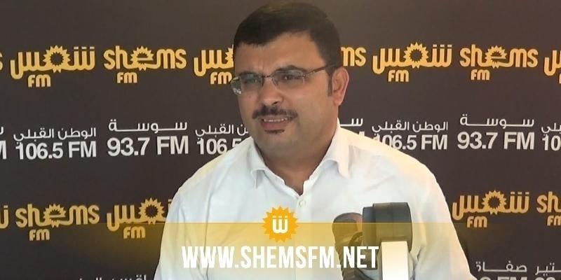 خالد شوكات: 'خطابات رئيس الجمهورية تُعمّق الصراع بين التونسيين'