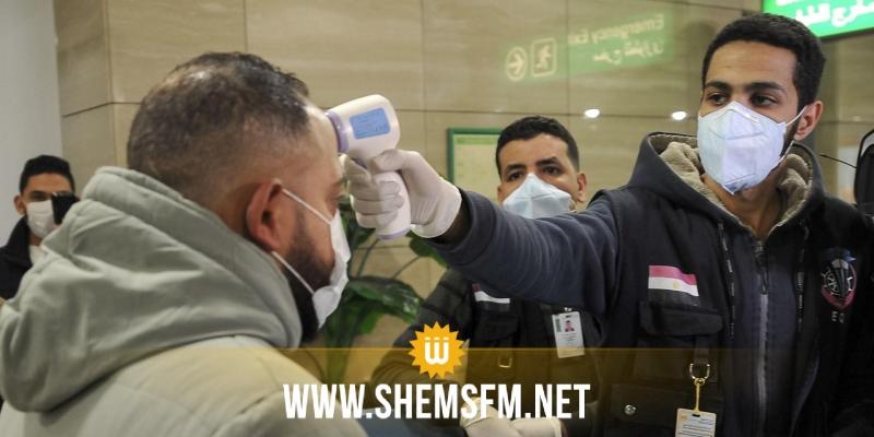 مصر تسجل 1127 إصابة بفيروس كورونا اليوم