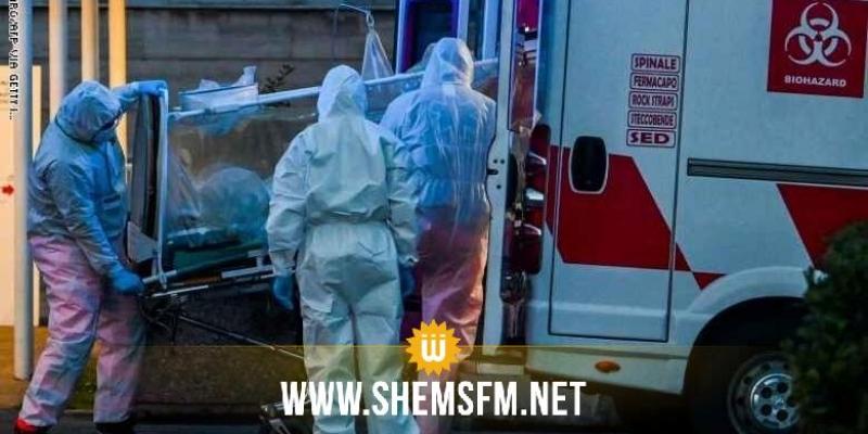 إيطاليا: 75 حالة وفاة بفيروس كورونا المستجد