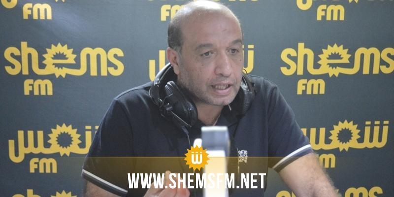 سفيان الحيدوسي: كان من الصعب إحاطة اللاعبيين في فترة الحجر بسبب الوضع المادي