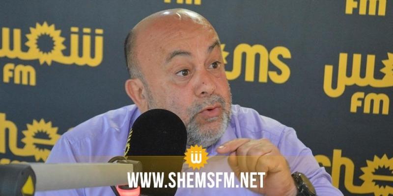 عماد بن حليمة:''إنتخابات الكردونة والجياع يجب أن تنتهي''