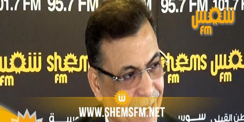 سحب الثقة من الغنوشي:  بوعلي المباركي يؤكد ان ''المسألة تهم الأحزاب''