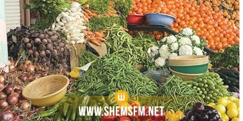 Baisse des prix de plusieurs légumes et fruits durant le mois d'avril
