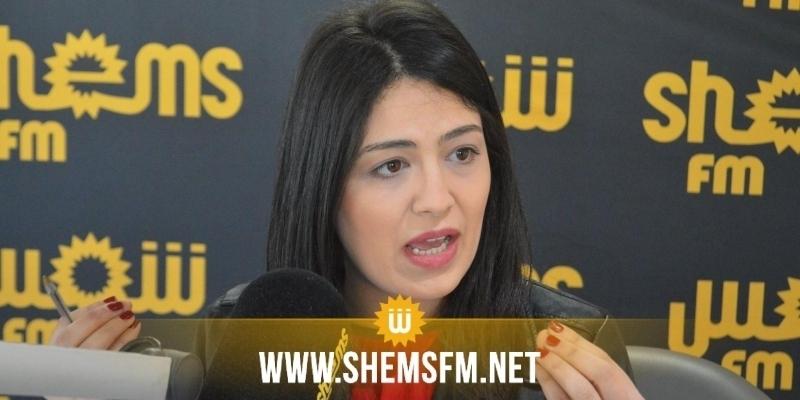 نسرين العماري: كتلة الاصلاح تشترط اعتذار الغنوشي عن أخطائه