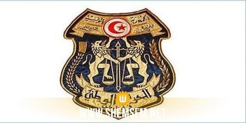 إدارة الحرس تنفي إيقاف رئيس مركز الحرس بسيدي علي بن عون
