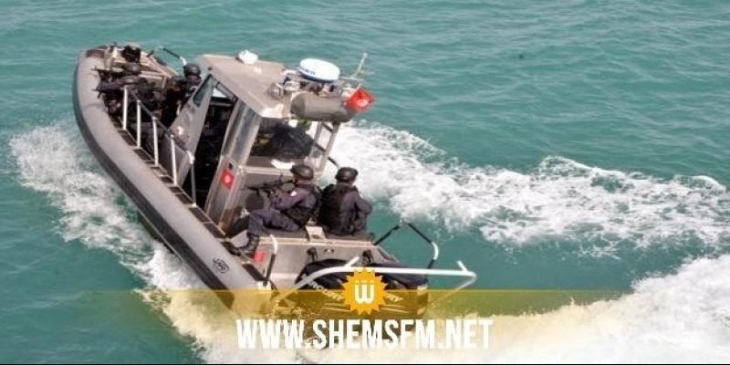 كانوا على متن مركب معطّب: جيش البحر ينقذ 12 تونسيا