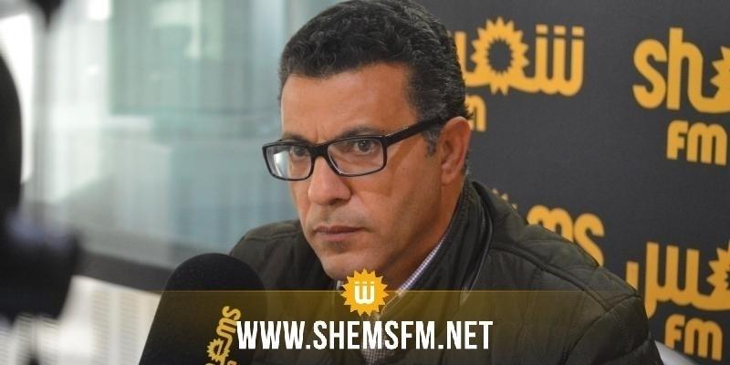 الرحوي يتهم النهضة ورئيسها بالتعامل مع أطراف إرهابية في ليبيا