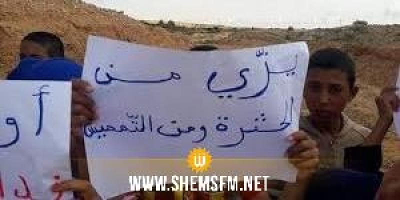 القصرين: منطقة أولاد خليفة تفتقر لضروريات الحياة الكريمة