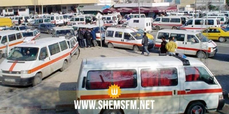 سليانة: حركية شبه منعدمة  بمحطة النقل البري تزامنا مع استئناف التنقل بين المدن