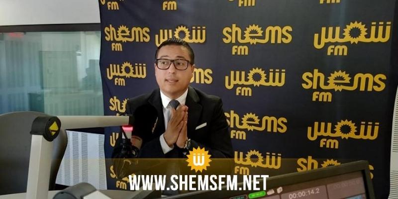 هشام العجبوني: نواب التيار الديمقراطي امتنعوا عن التصويت على لائحة الحزب الدستوري بعد اضافة بند جديد من خارج البرلمان